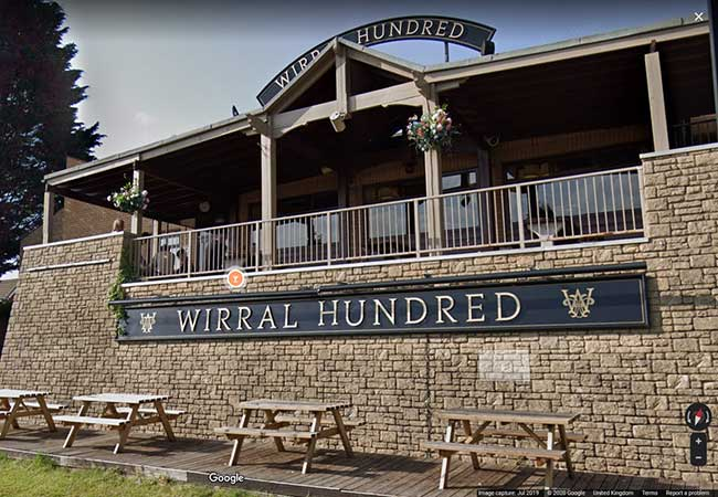 Wirral Hundred, Prenton